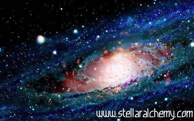 Galaksi Bima Sakti Memiliki Kumpulan Lubang Hitam Pada Pusatnya
